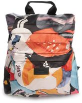 Paul Smith PS Cyclist Print Nylon Backpack