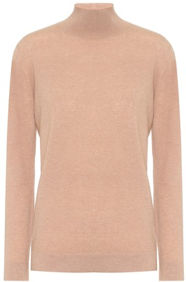 Agnona Cashmere turtleneck knit sweater