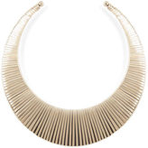 BCBGMAXAZRIA Wrapped Metal Collar Necklace