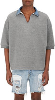 Fear Of God Men's Cotton-Blend Terry Polo Shirt