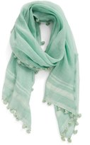 La Fiorentina Cotton & Silk Scarf