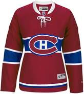 Reebok Montreal Canadiens 2015-16 Women's Premier Replica Home Jersey