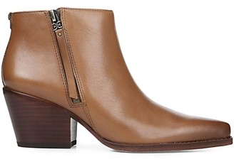 Sam Edelman Trailblazer Walden Leather Ankle Boots