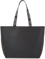 Kenzo Sport leather tote