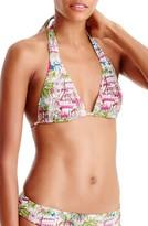J.Crew Women's Casablanca Halter Bikini Top