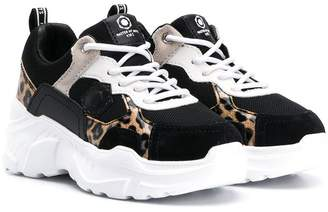 Moa Kids chunky sole sneakers