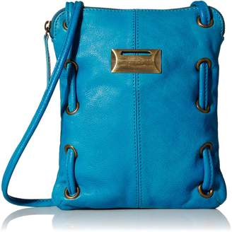Latico Leathers Luxury Cross Body Bag 100% Leather Made from India Artisan Lining Womens Luxury Vintage Fashion