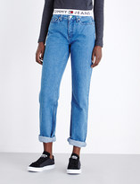 Tommy Jeans High-rise mom jeans
