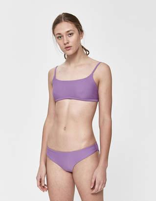 Matteau Swim Crop Swim Top