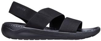 Crocs Literide Stretch 206081 Black/Black Sandal