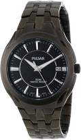 Pulsar Men's PXHA27 Classic Stainless Steel Dress Watch