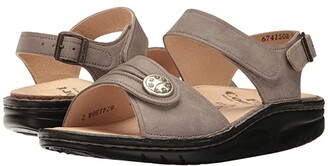 Finn Comfort Sausalito (Rock Sartor) Women's Sandals
