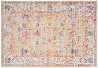 One Kings Lane Oliviere Rug - Gold/Lavender - 3'x5'
