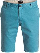 "Quiksilver Men's Everyday 21"" Chino Shorts"