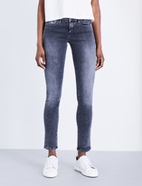 Calvin Klein Body 2.0 skinny mid-rise jeans
