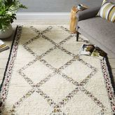 west elm Taza Wool Shag Rug