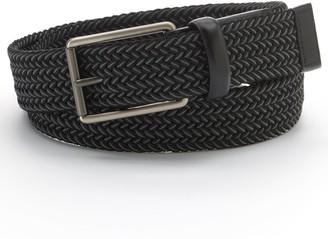 Apt. 9 Men's Braided Elastic Belt