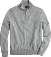 J.Crew Merino wool half-zip sweater