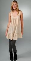 Dessous by Sophie Simmons Eveline Stripe Dress