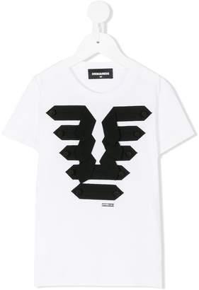 DSQUARED2 appliqué T-shirt