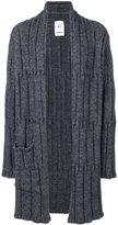 Lost & Found Rooms - knit open cardigan - men - Acrylic/Wool/Alpaca - XS