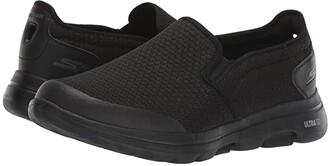 Skechers Performance Performance Go Walk 5 - Apprize (Black) Men's Shoes