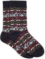 Hobbs Bonnie Fairisle Sock