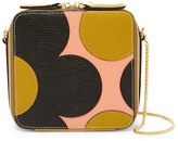 Orla Kiely Min Leather Poppy Bag