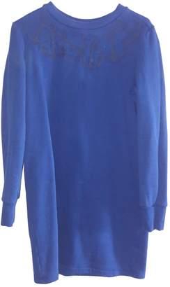 Petit Bateau Blue Cotton Dress for Women