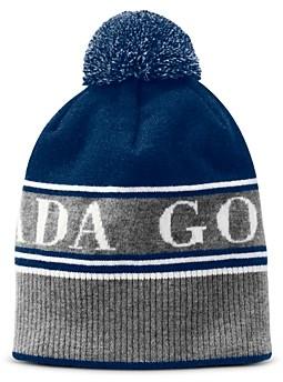 Canada Goose Pom Beanie Hat