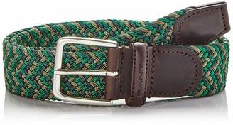 Gant Men's D1. Patterned Elastic Braid Belt