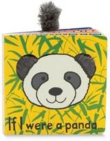 Jellycat 'If I Were A Panda' Board Book