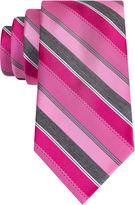 Jf J.Ferrar JF Senior Heather Stripe Tie
