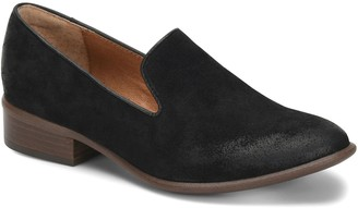 Sofft Women's Slip-On Suede Slipper Loafers- Severn