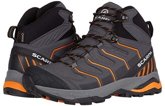 Scarpa Maverick Mid GTX (Iron Grey/Orange) Men's Shoes