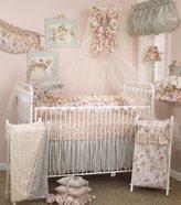 Cotton Tale Designs Tea Party Bedding Set, 8 Piece by