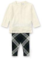 Ralph Lauren Girl Fleece Top & Legging Set