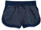 Splendid Girls 2-6x Striped Shorts