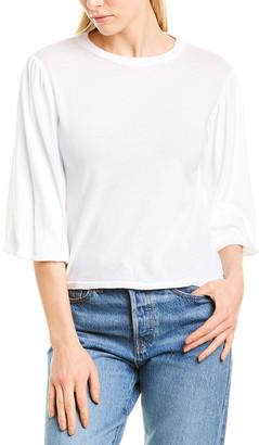 Ragdoll LA Ragdoll-La Puff Sleeve T-Shirt