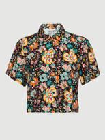 Frame Mini Short Sleeve Shirt