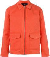 Natural Selection A2 zip front jacket