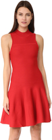 Carven Sleeveless Flared Dress