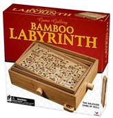 Cardinal Bamboo Labyrinth Game