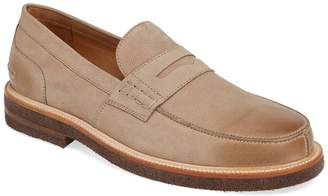 Donald J Pliner Landry Leather Penny Loafer