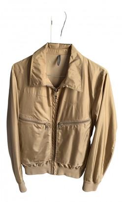 Christian Dior Beige Silk Jackets