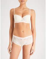 Heidi Klum Intimates Madeline lace contour bra