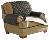 Serta Ultra Microsuede Waterproof Furniture Protector Chair Slipcover