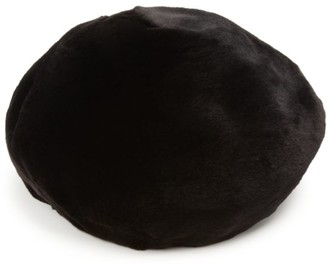 The Fur Salon Sheared Mink Beret