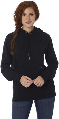 Wrangler Women's Western Long Sleeve Pullover Hoodie