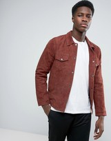 Selected Suede Jacket